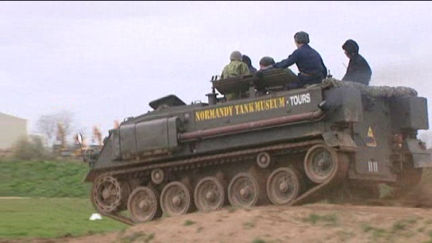 World of tank wargamin normandie