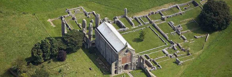 Binham priory / © English Heritage
