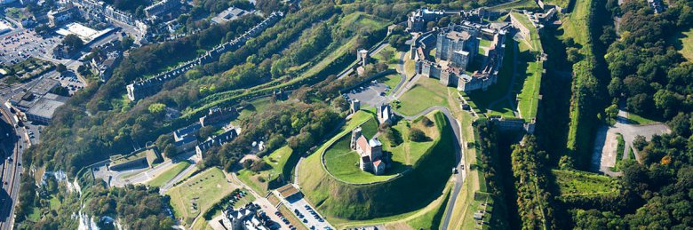 Dover castle / © English Hetitage