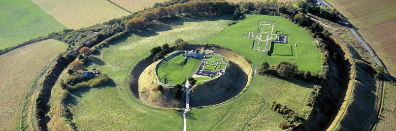 Old Sarum / © English Heritage