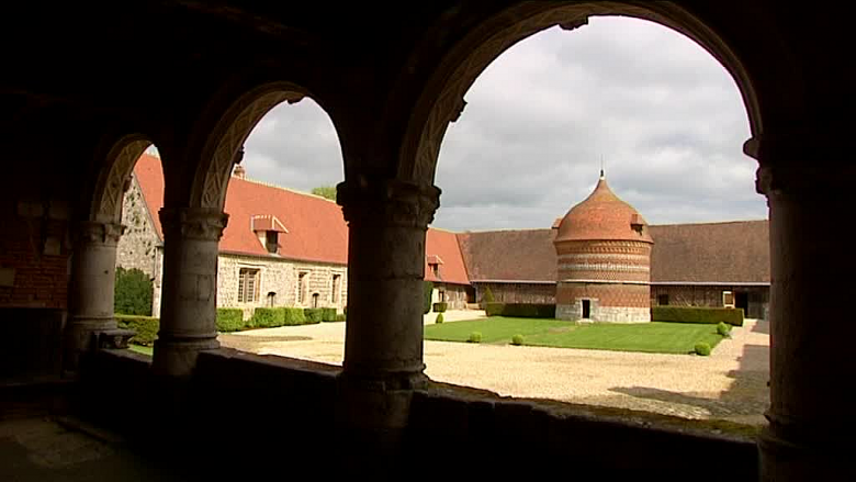 Le manoir d'Ango / © France 3 Normandie