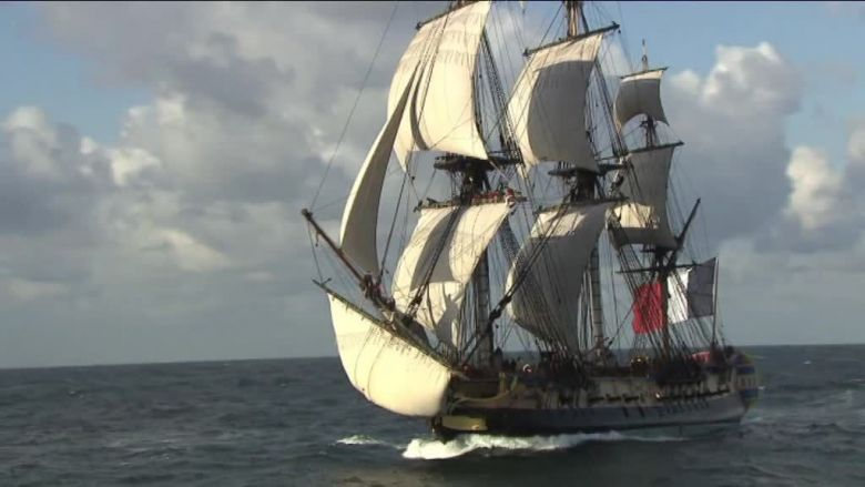 L'Hermione / © France 3 Atlantique