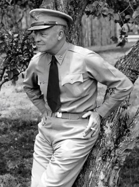 Dwight D. (Ike) Eisenhower / ©