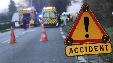 Accident de la route, photo d'illustration / © PHOTOPQR/L'EST REPUBLICAIN/MAXPP