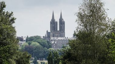 Coutances / © PsamatheM / CC BY-SA (https://creativecommons.org/licenses/by-sa/4.0)
