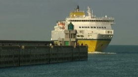 le car ferry Dieppe-Newhaven / © France 3 Haute-Normandie