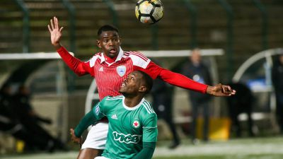 National: l'US Avranches fait match nul face au Red Star