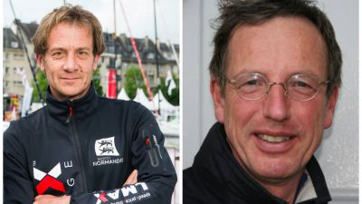 PORTRAIT. Normandy Channel Race : Olivier Cardin et Benoit Charon (Région Normandie)