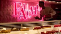 devanture Fauchon (photo AFP)