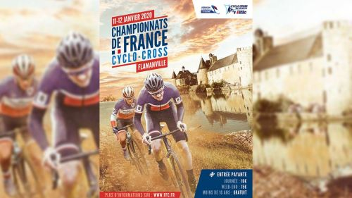 Cyclo-cross : suivez en direct les championnats de France 2020 à Flamanville