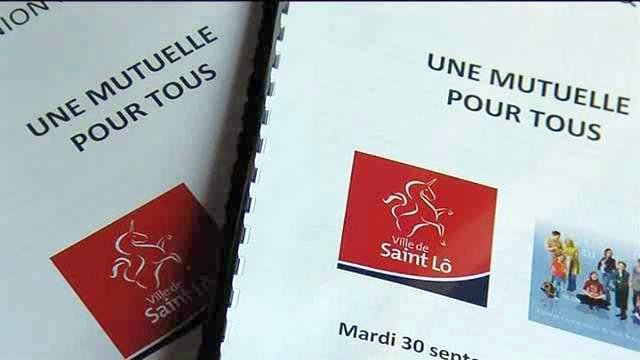 Saint l veut cr er sa mutuelle municipale france 3 basse normandie - Journal basse normandie ...