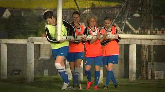Foot feminin normandie