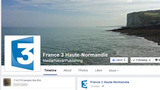 © France 3 Haute-Normandie