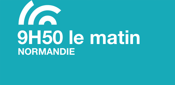 9H50 le matin - Normandie sur France 3 Normandie