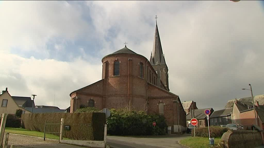 L'église de Yerville / © France 3 Normandie