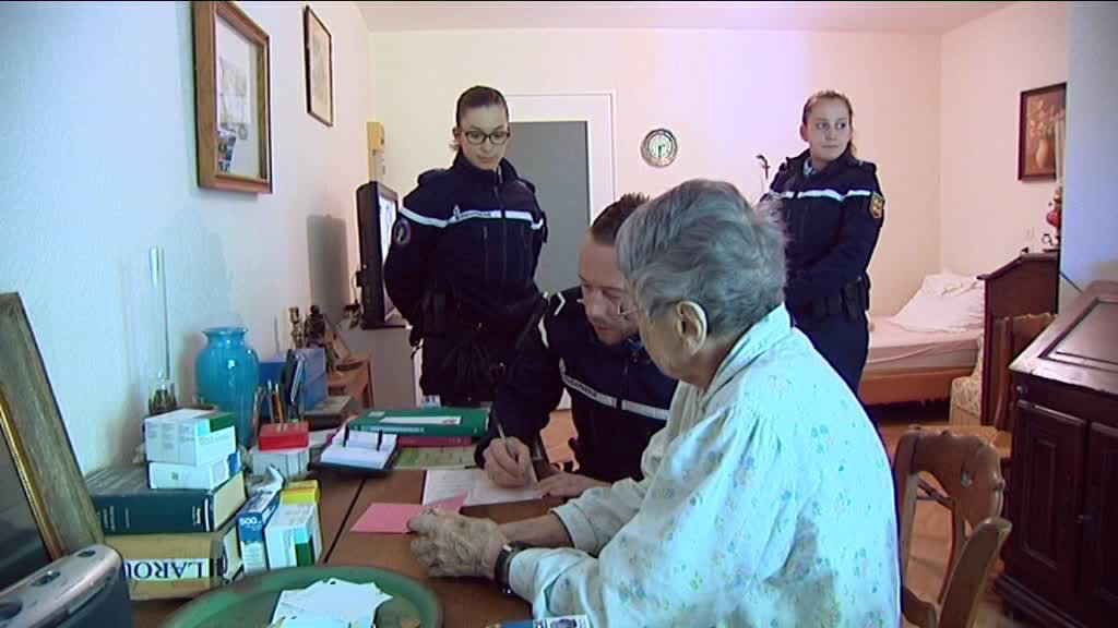Les gendarmes normands au service du vote par procuration