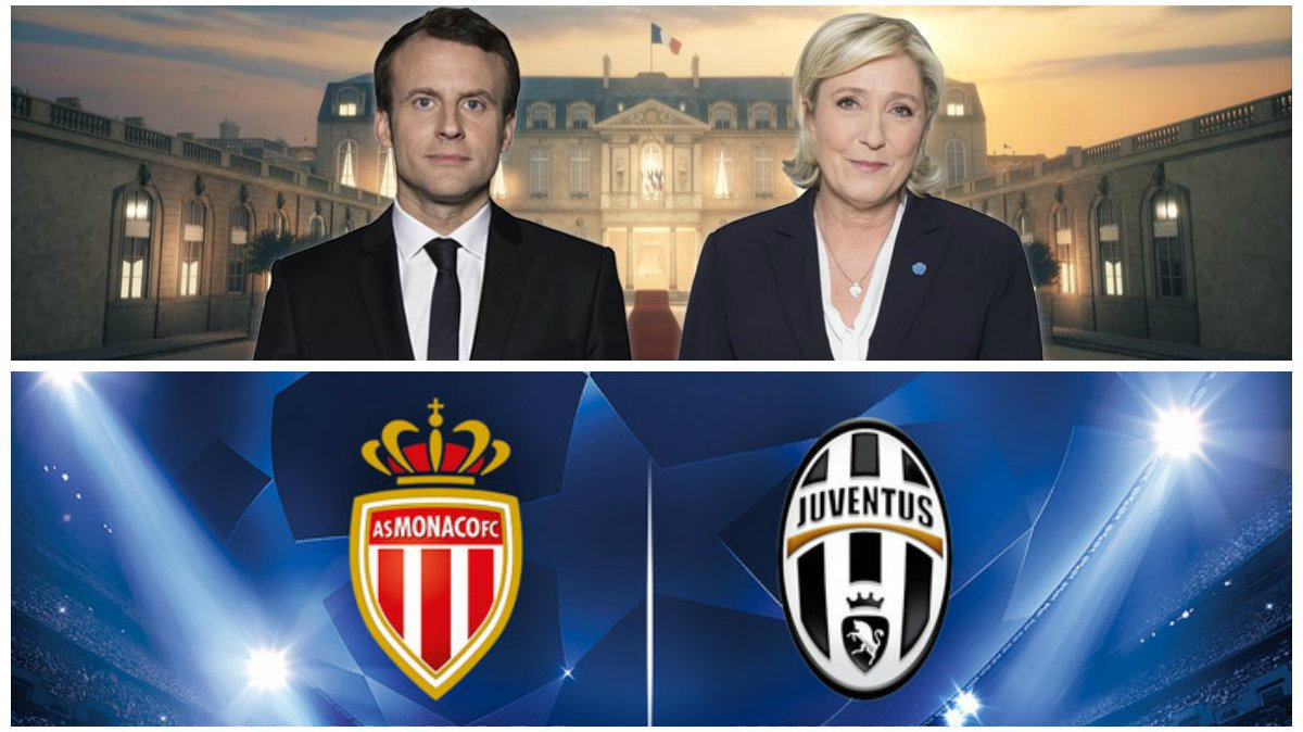 en direct la t l ce soir d bat macron le pen ou soir e ligue des champions france 3. Black Bedroom Furniture Sets. Home Design Ideas