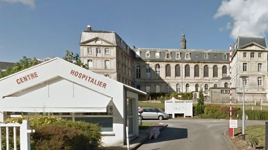 Hopital de Bernay (Eure) / © France 3 Normandie