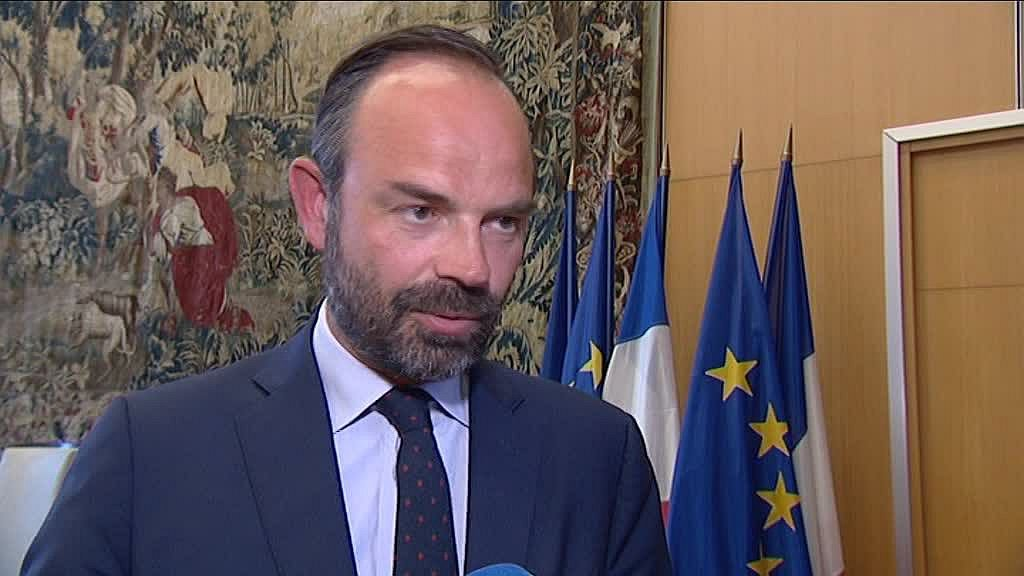 Edouard Philippe / © France 3 Normandie