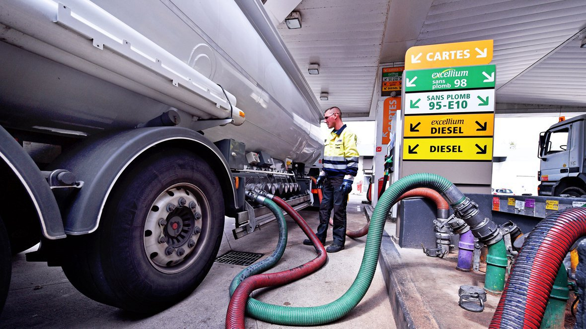 Grève du transport de carburants en plein weekend de l'Ascension