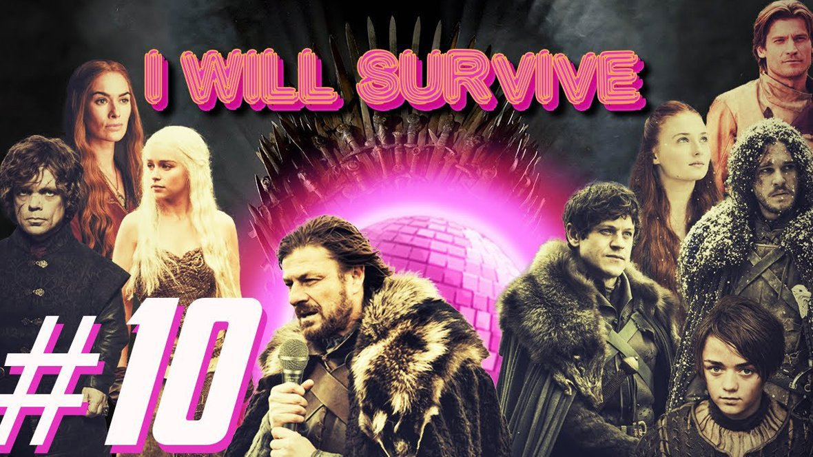 "Buzz sur internet: deux Caennais font chanter ""I will survive"" par les acteurs de Game of Thrones"