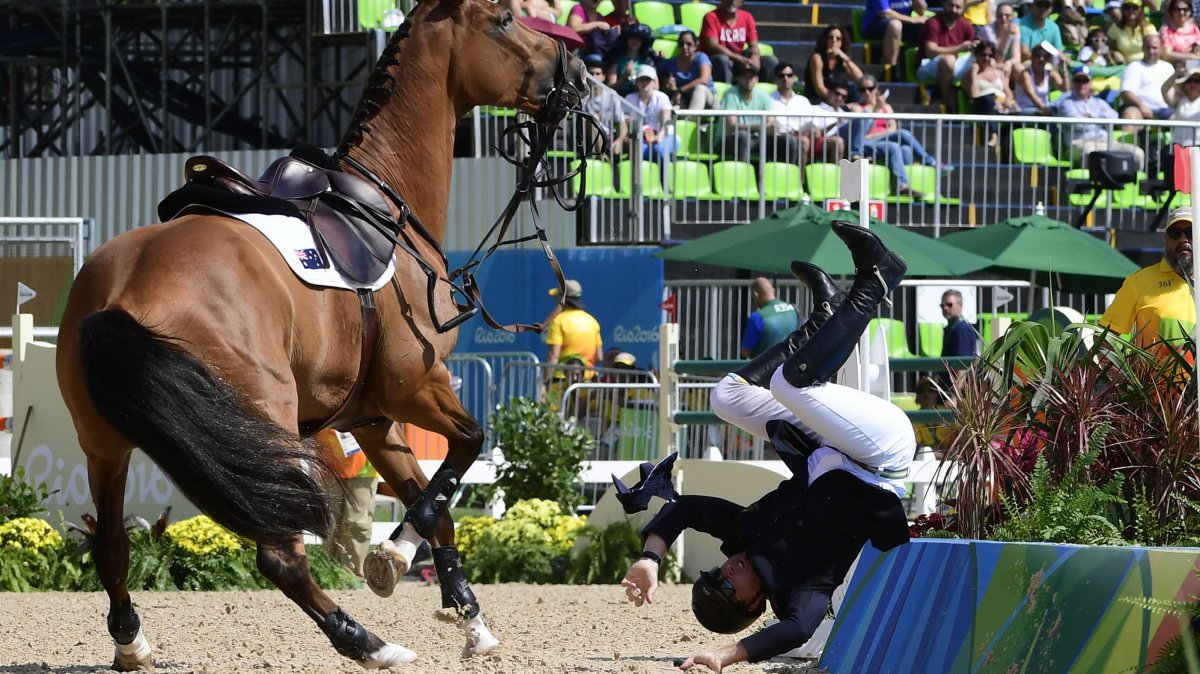 Saut d'obstacles : le monde du cheval secoué par deux accidents