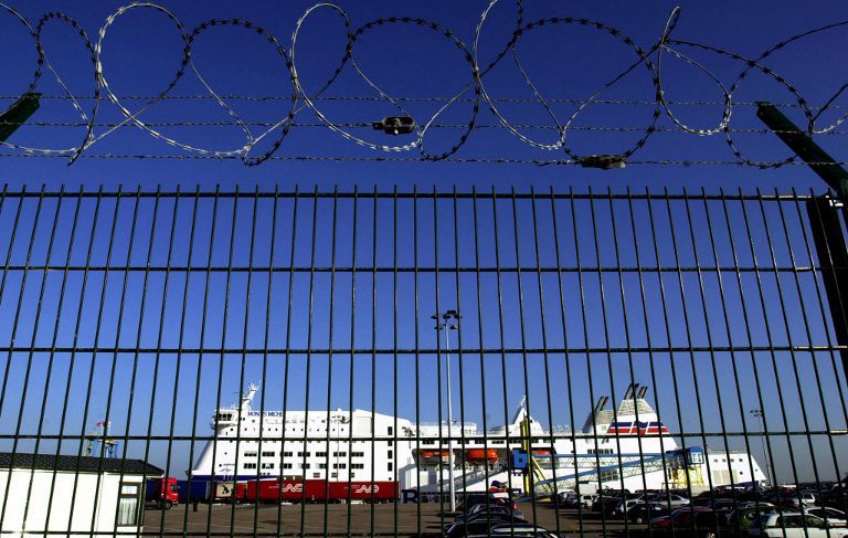 Document Médiapart : Securitas «intercepte des clandestins» sur le port de Ouistreham