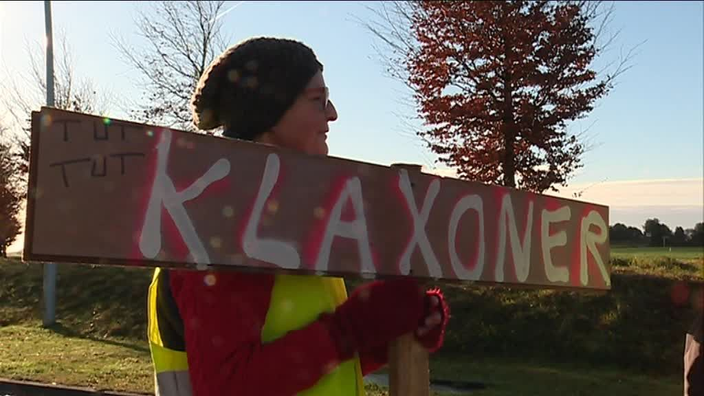 "A Octeville et Mauquenchy, la réaction des ""gilets jaunes"" à la suspension des taxes"
