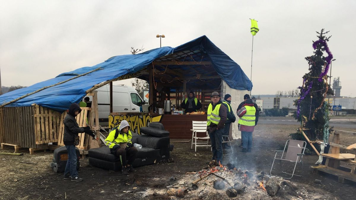 Gilets jaunes : le point sur la mobilisation en Normandie