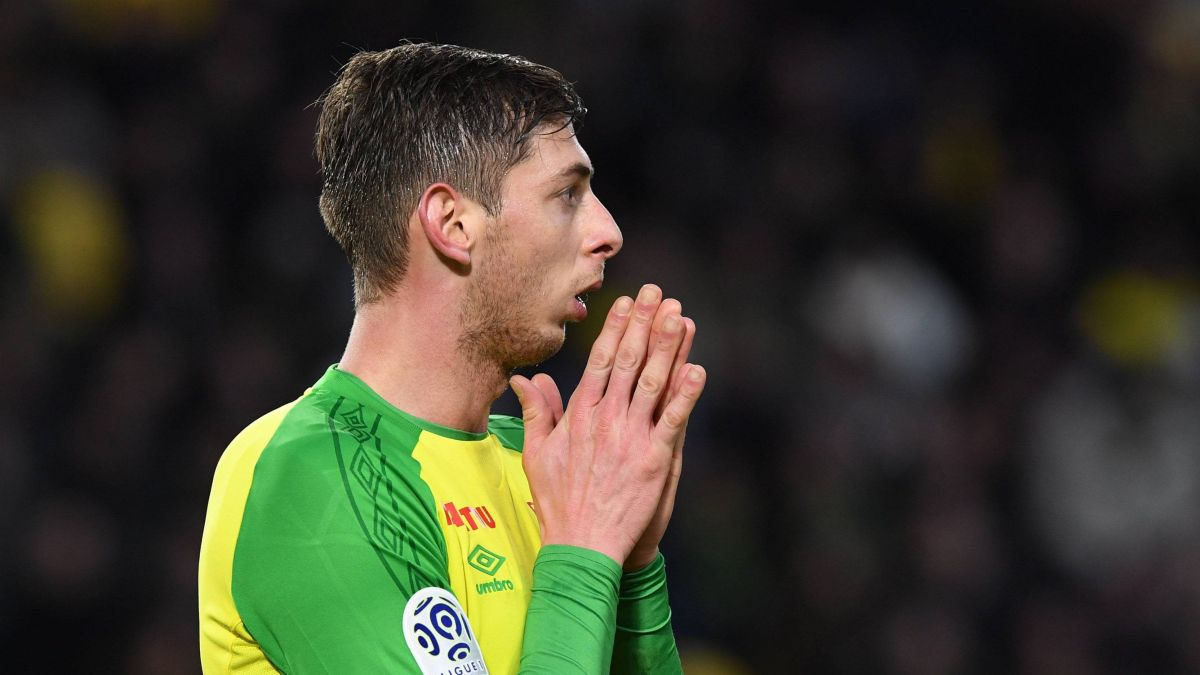 L'avion qui transportait Emiliano Sala retrouvé