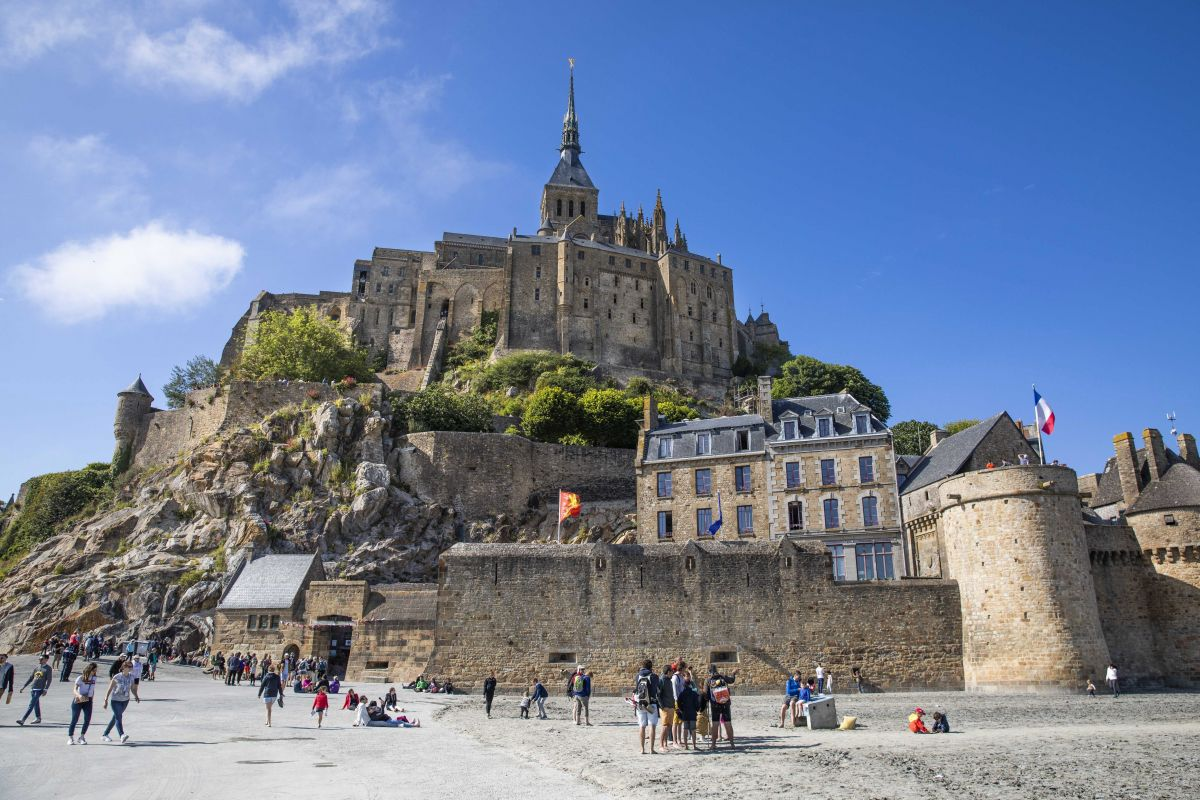 Le NY Times place Le Mont Saint Michel en Bretagne / © IP3 PRESS/MAXPPP