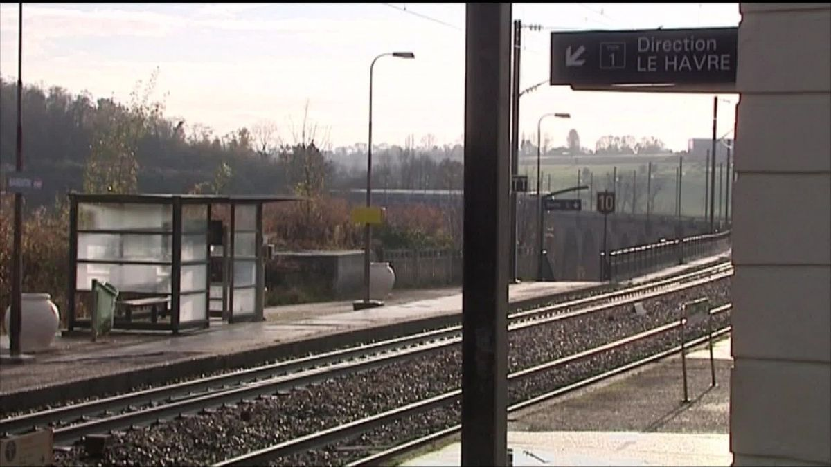 Campagne choc de la SNCF: attention aux dangers ferroviaires !