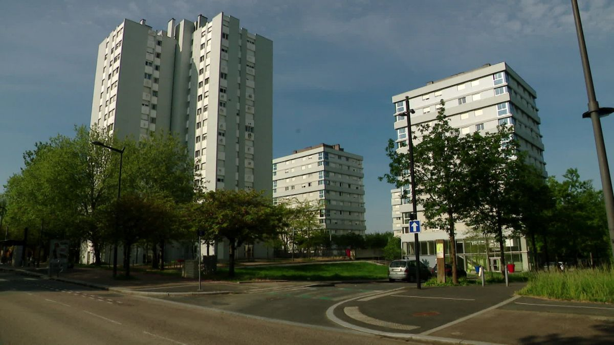 Incidents et affrontements dans un quartier de Rouen pendant le confinement