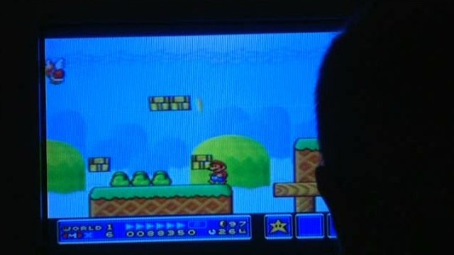 super mario, le héros des quadras © france 3 normandie