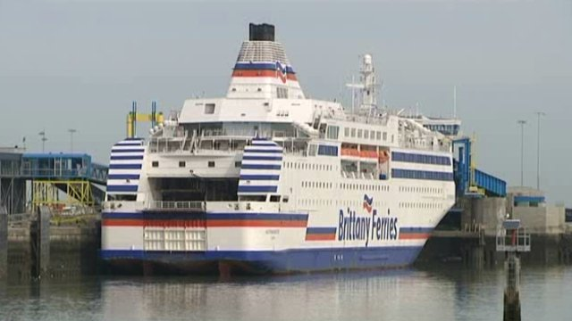 Brittany ferries ouverture de n gociations en vue france 3 basse normandie - Journal basse normandie ...