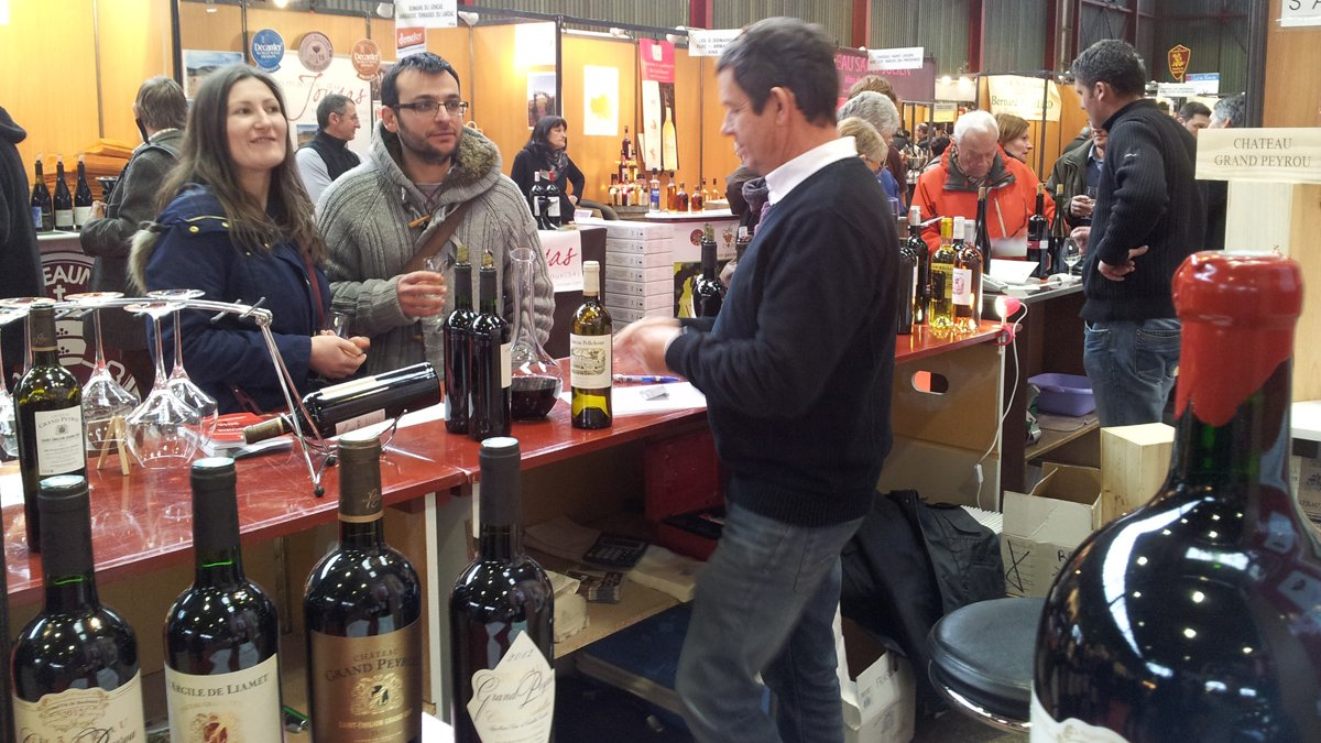 Terroir le salon des vins de france s 39 installe limoges for Salon limoges