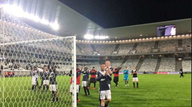 Coupe de la Ligue : Bordeaux 3-2 Guingamp (terminé)