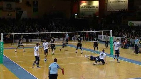 Volley : victoire de Poitiers 3 - 0 face à Maxeville Nancy