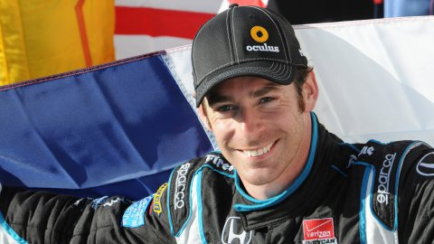 IndyCar : Simon Pagenaud 4e à Long Beach