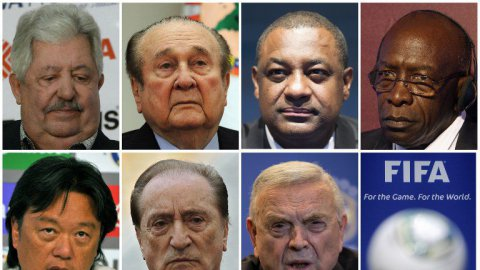 Revue de presse : Coup de filet anti-corruption à la FIFA