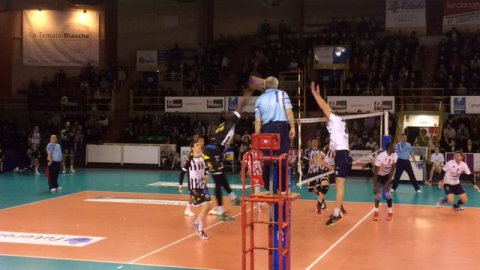 Volley-ball : Poitiers arrache la victoire face à Nancy