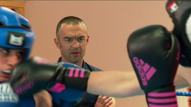Former boxer Mahyar Monshipour, based in Poitiers, has made that fight possible. / © France 3 Poitou-Charentes