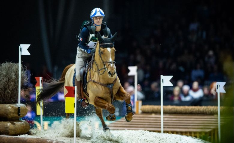 Le Devoucoux Indoor Derby est une étape incontournable du Jumping International de Bordeaux / © Christophe Bricot