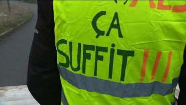 Gilet jaune (image d'illustration) / © France Televisions