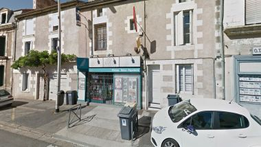Tabac presse papeterie - Poitiers / © Google Street View
