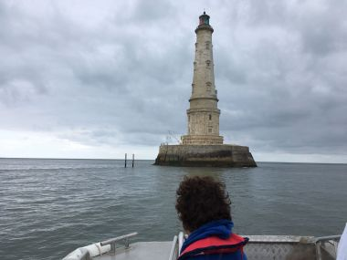 Le phare existe depuis plus de 400 ans. / © Photo Marie-Pierre Dabrigeon - France 3 Aquitaine