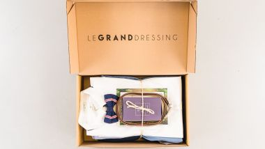 Le Grand Dressing, service de box destinée aux hommes / © Le Grand Dressing