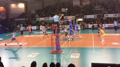 Volley-Ball : Poitiers s'effondre face à Nice