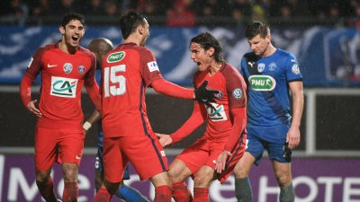 Coupe de France : le PSG s'impose à Niort 0 - 2