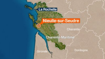 Accident de la route mortel à Nieulle-sur-Seudre (17)